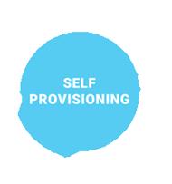 Self Provisioning, Ventacity Systems
